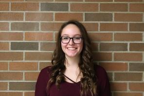 First Year Social Representative | Sarah