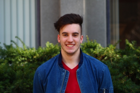 Justin Moutier | Orientation Co-Chair