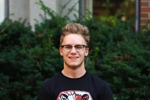 Riley McMartin | First Year Athletics Representative