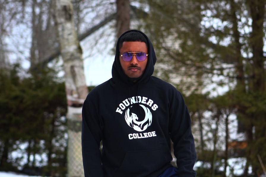 Founders College Hoodie